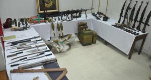 حول إعتبار تجارة الأسلحة جريمة إرهابية