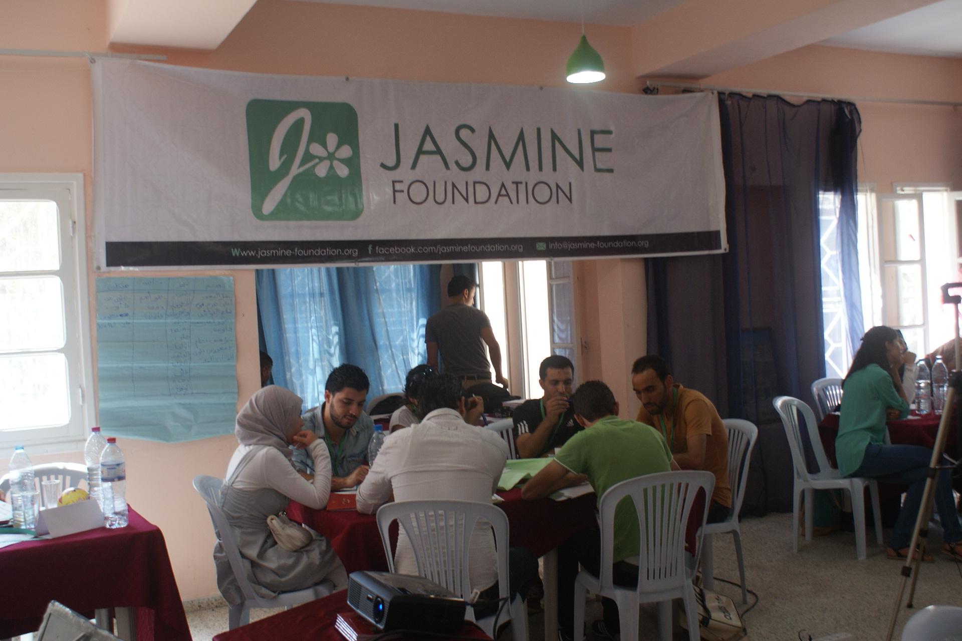 Jasmine Foundation 2