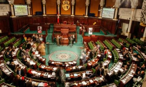 مجلس نواب الشعب يصادق على أحكام وقتية لتنظيم عمله