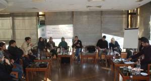 """مقهى شبابي بعنوان """" الديمقراطية في تونس: تحديات الواقع ورهانات المستقبل"""""""