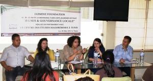الشباب والسلطة المحلية في مقهى شبابي