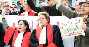 مشروع قانون المجلس الأعلى للقضاء يحدث جدلا في تونس