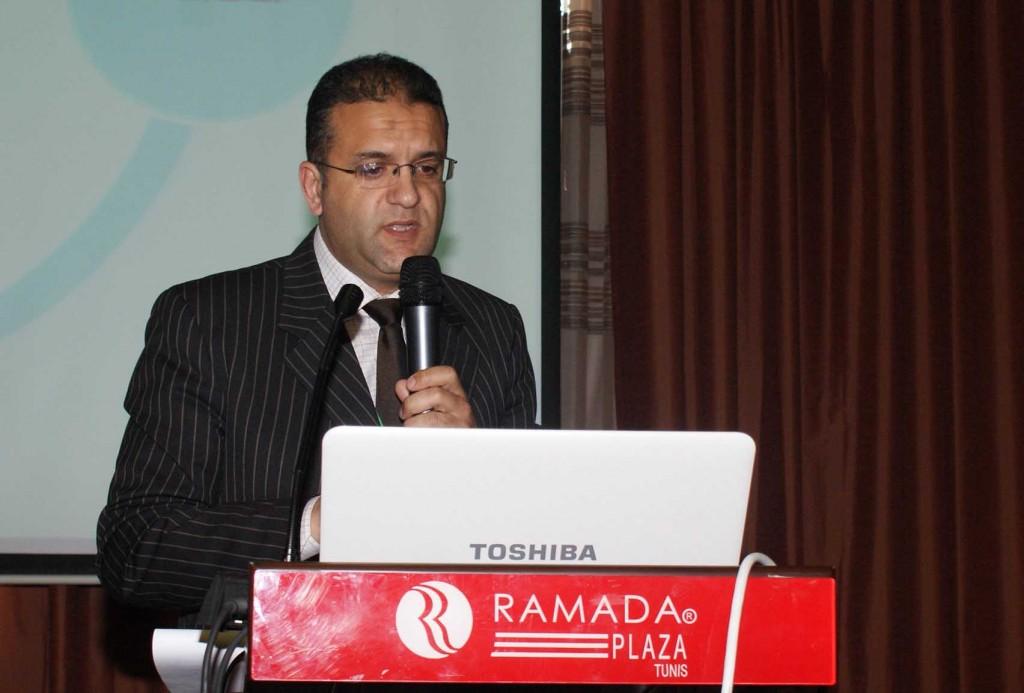 السيد محمد عطيل الظريف - أستاذ قانون دستوري- المدرّب الرئيسي في برنامج صناع السياسات العامة
