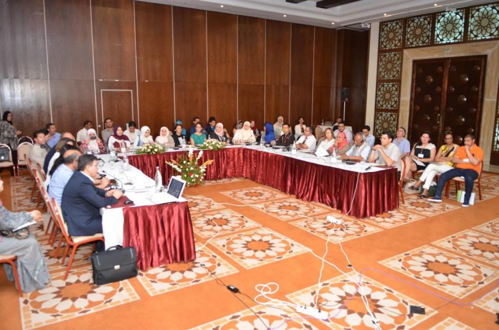 *الجلسة المسائية: فرص التمويل والشراكة بين باعثي المشاريع في تونس ومؤسسات الاتحاد الأوروبي