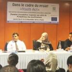 """مؤسسة الياسمين تفتتح ورشات التدريب والتكوين في اطار مشروع """"Youth Act"""""""