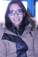وئام الرياحي، طالبة بالمدرسة العليا لعلوم وتقنيات الصحة