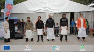 عرض الخوارج لمجموعة مسرح المحمدية