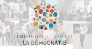 تونس تحتفل بالديمقراطية: مشاركة مؤسسة الياسمين في اليوم الدولي للديمقراطية