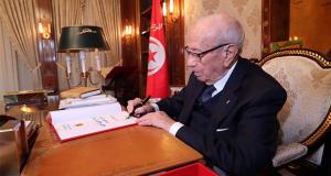 رئيس الجمهوريّة التّونسيّة يدعو المواطنين للمشاركة في الانتخابات البلديّة (2018)