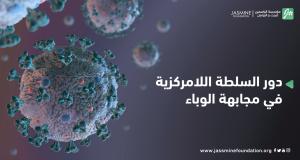 دور السلطة اللامركزية في مجابهة الوباء