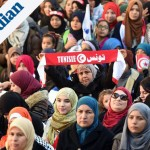 Tunisian coalition party fights for women's rights with gender violence bill