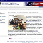 Jasmine Foundation project featured in The US Embassy website