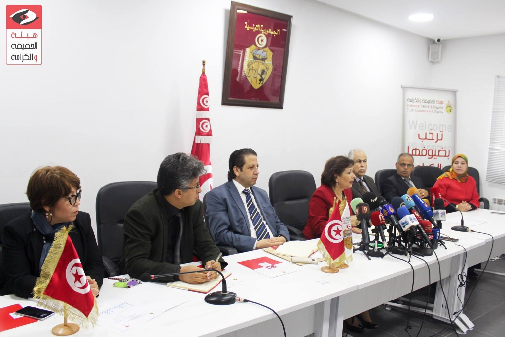 """Public hearings of the Truth and Dignity Commission: Tunisia prepares for a """"historical moment"""""""