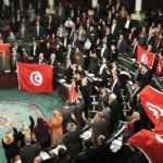 En Tunisie, la nouvelle Constitution adoptée