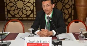"""Intervention de M. Zouheir Elkadhi dans la conférence """"La gouvernance publique en phase de transition démocratique"""""""