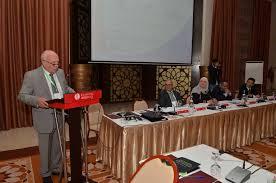 """Intervention de Prof. Robert Fouchet lors de la conférence """"La gouvernance publique en phase de transition démocratique"""""""
