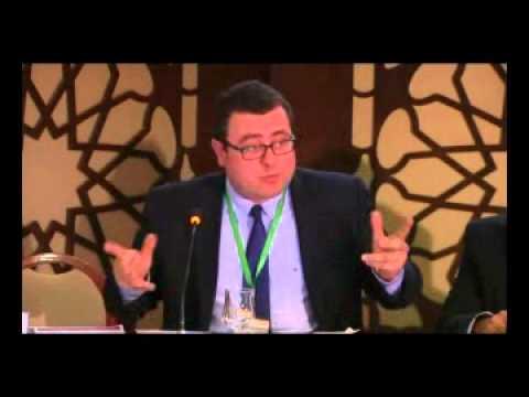 Intervention du Prof. Ben Aissa à la conférence sur la gouvernance publique en phase de transition démocratique