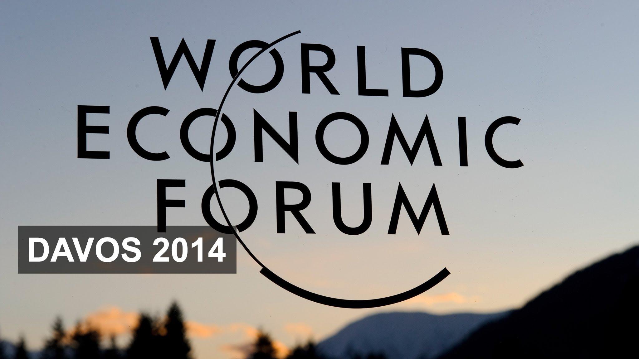 Davos 2014: Sortie de crise pour l'Europe… Optimisme mesuré pour l'économie mondiale