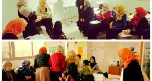Workshop: Women participating in public life