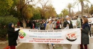 La Tunisie réussit l'organisation du Forum social mondial, en dépit des menaces terroristes
