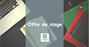 Offre de stage Réf.04-2016 – Comm