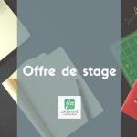 Offre de stage Réf.29-10-2016 – Comm