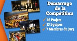 Démarrage de la phase des compétitions du projet Youth Act