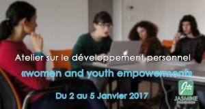 Jasmine organise un atelier sur le développement personnel (2)