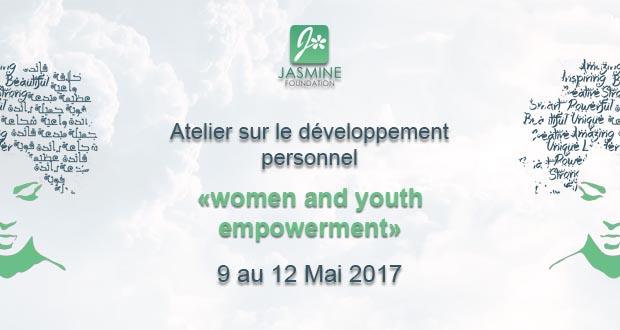 Jasmine Foundation organise un atelier sur le développement personnel (6)