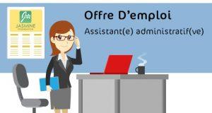 Recrutement: Assistant(e) Administratif(ve)