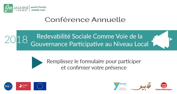 La Redevabilité Sociale et Le Projet «Youth Act» au Cœur de La Conférence Annuelle de Jasmine Foundation