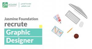 Jasmine Foundation recrute un(e) Infographiste / Designer