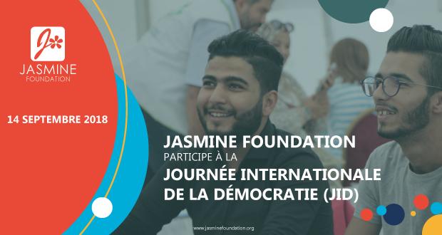 Jasmine Foundation participe à la JID